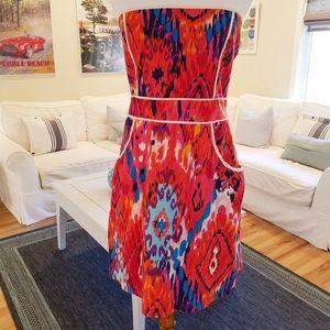 B. Smart Multi Color Hot Dress